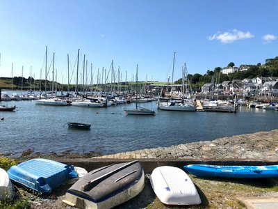 Kinsale harbor from Scilly Point