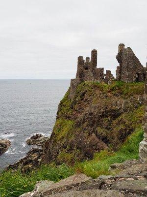 Ruins of Dunluce