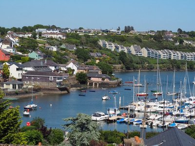 Kinsale Harbor from Compass Hill