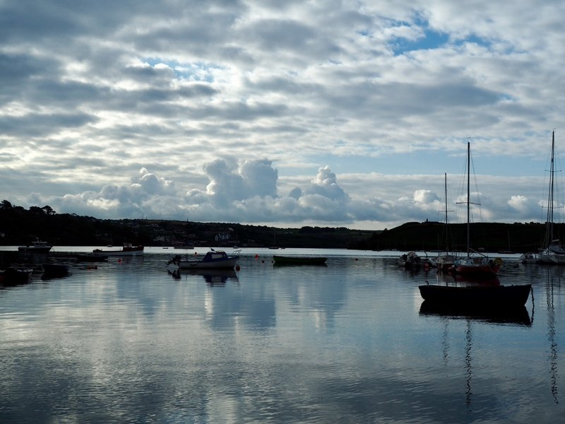 Early morning in Kinsale Harbor