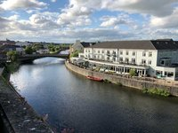 The River Nore in Kilkenny