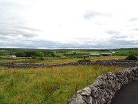 On the edge of The Burren