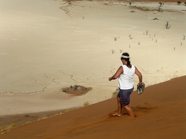 Sossus Vlei dunes