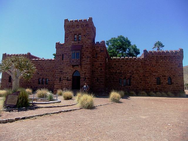 The Dewsib Castle