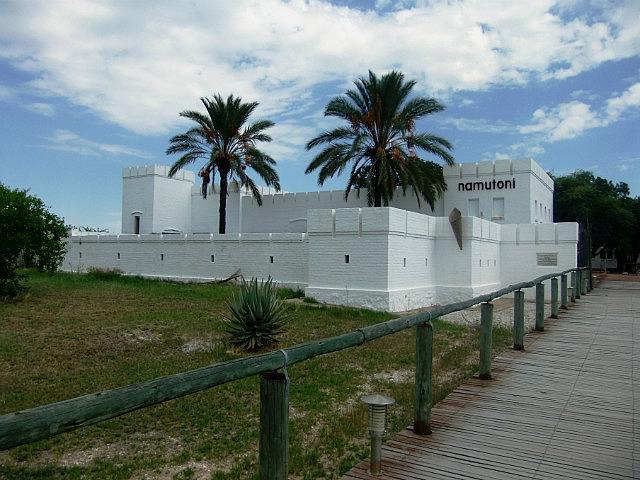Fort Naumotoni Etosha