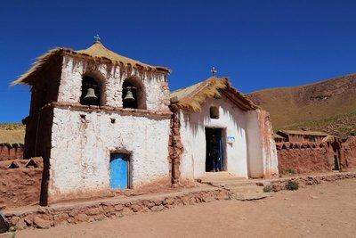 Machuca chapel