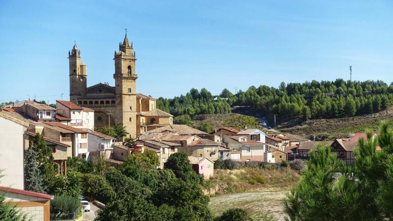 Elciego village - Rioja region