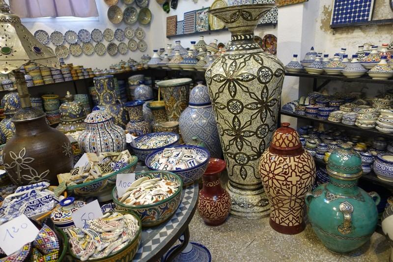 Ceramic output