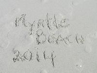 Bye bye Myrtle Beach....