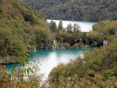 Plitvička lakes