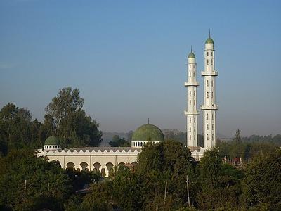 Bahir Dar Mosque