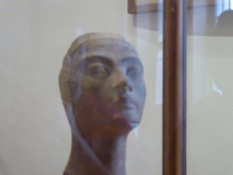 Unfinished Nefertiti