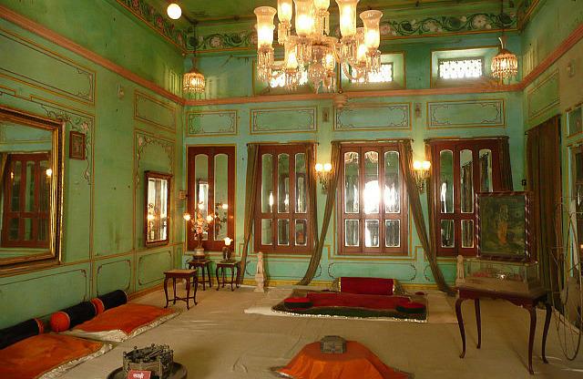 The Kings bedroom