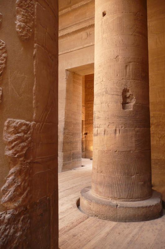 Magnificent columns