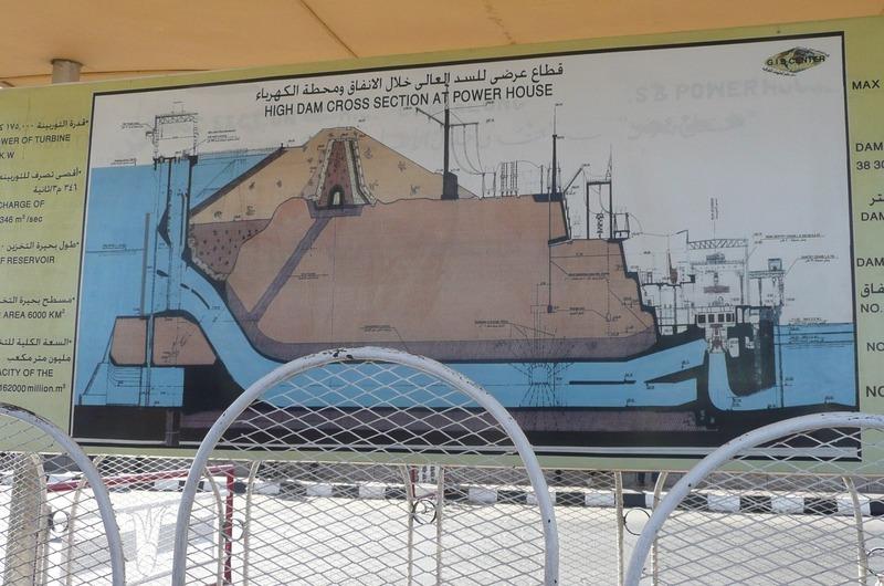 Info on the dam