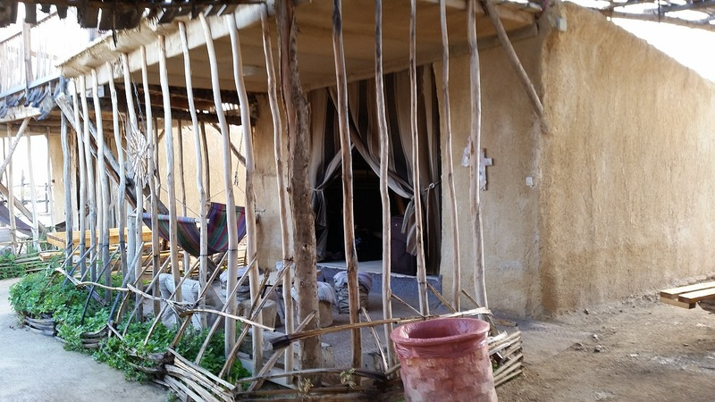 Bedouin Camp accomodations
