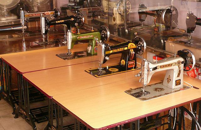 Brand new sewing machines!