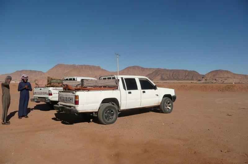 Our desert transport