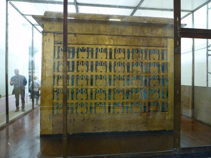 Coffin of Tutankhamen