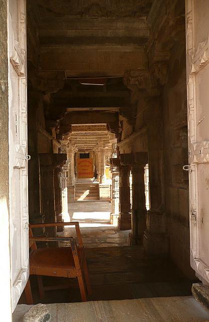 Jain temple entry way