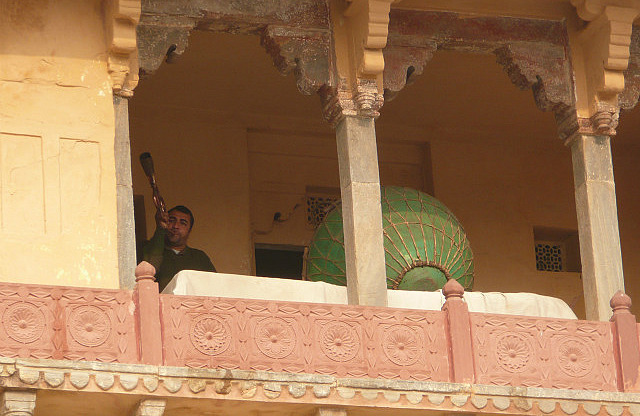 Amber Fort - Morning music