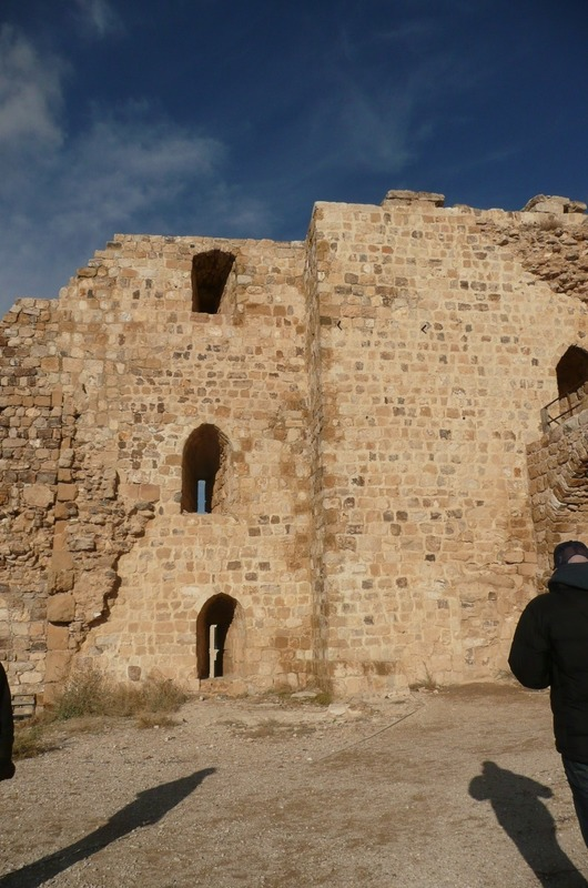 Karak Castle look outs