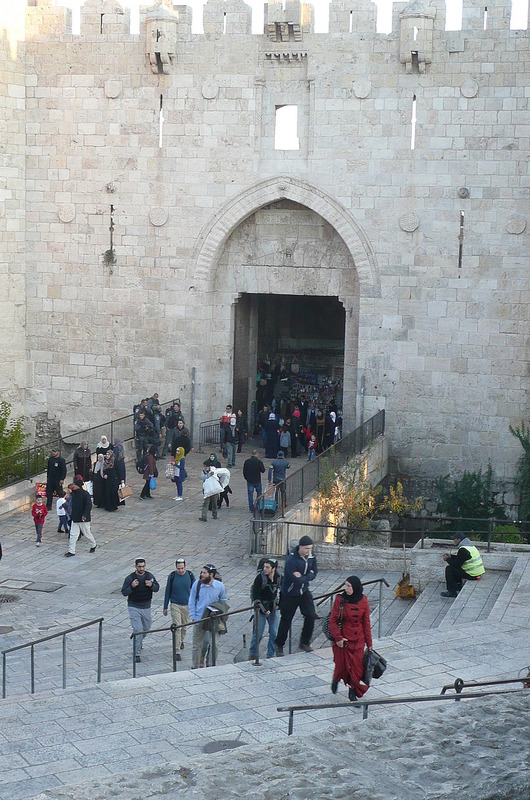 The Damascus Gate