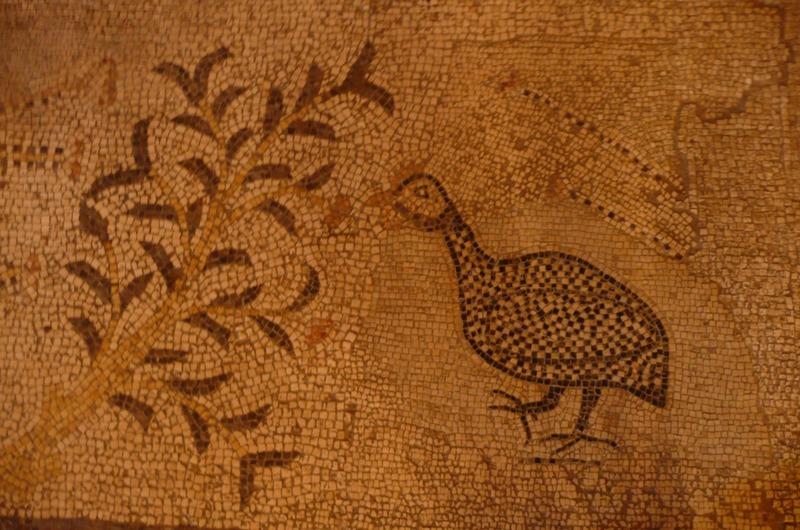 Tabgha mosaics