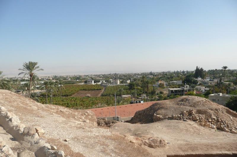 Jericho Archealogical Site