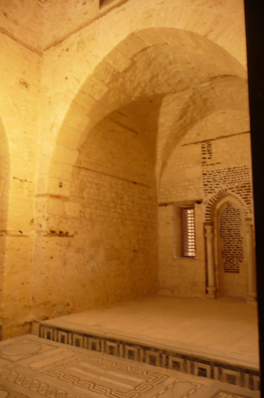 More of the mosque