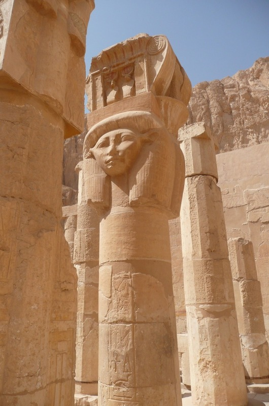 Chapel of Hathor