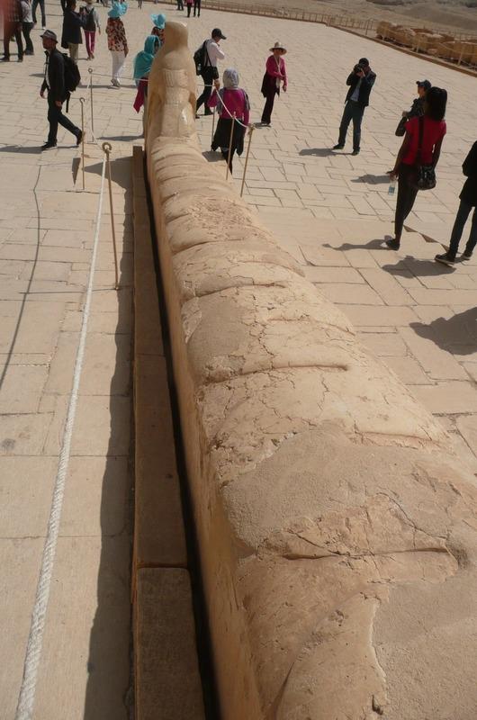 The serpent stairway