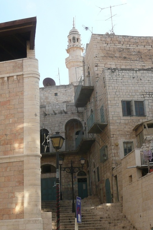 More of the streets of Bethlehem