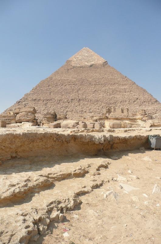 Kahfre's Pyramid