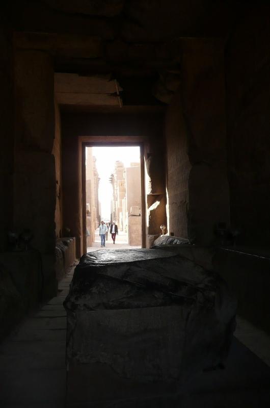 Into Karnak