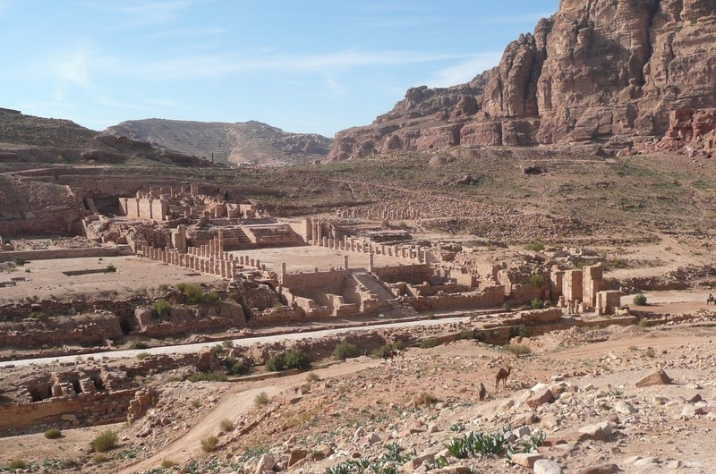 Another view of Petra