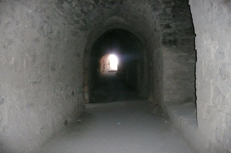 Still in the entry