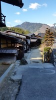 Old town Tsumago