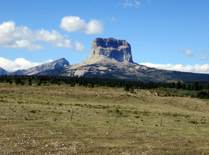 Big Chief Mountain - Clear Skies
