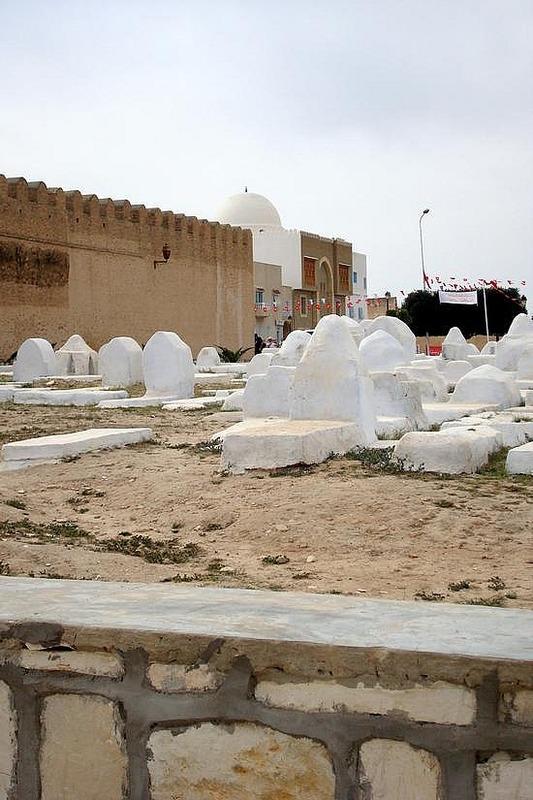 Kairouan Graveyard
