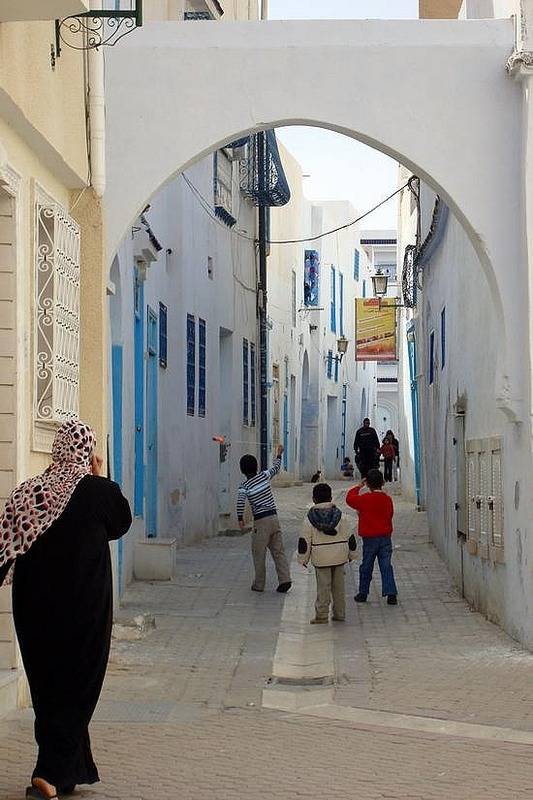 Souk Walkway is a Mazeing