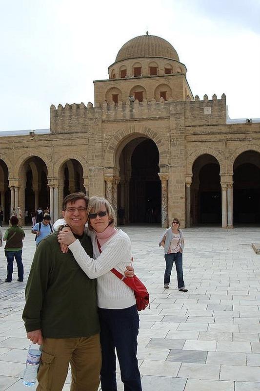 Kairouan Grand Mosque