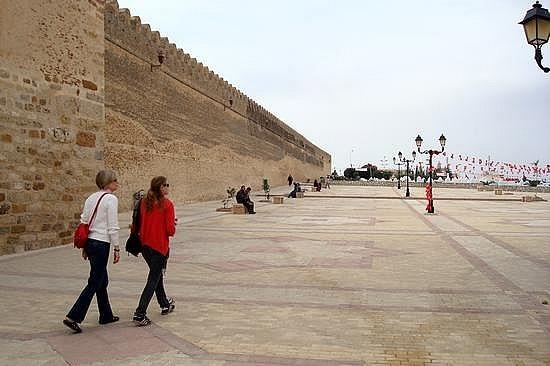 Medina Wall is BIG!