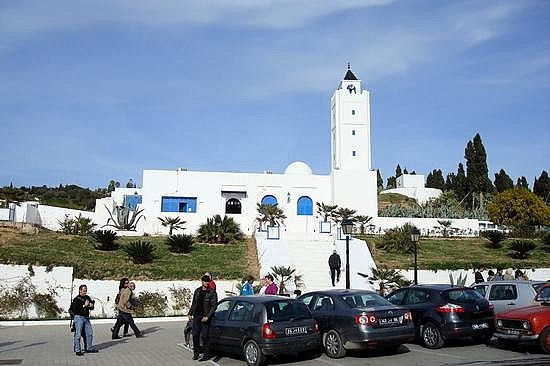 Sidi Bou Said Mosque