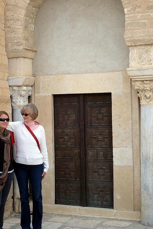 Mosque of the 3 Doors