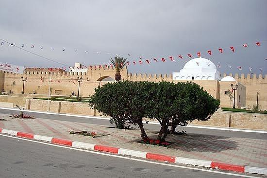 Kairouan Entrance