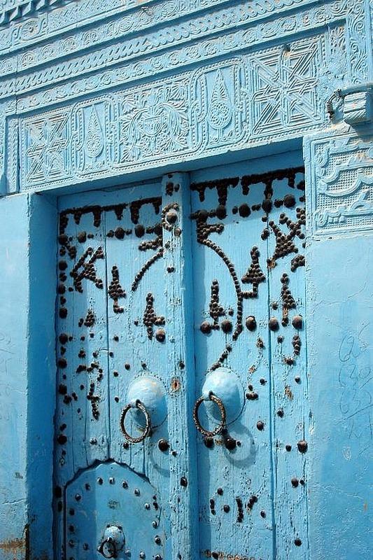 Kairouan Door