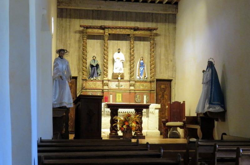 San Juan Altar