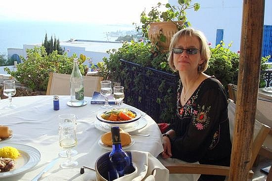 Sidi Bou Said Dining