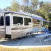 Our RV Site at American Heritage RV Park